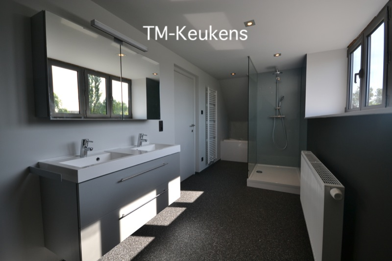 Badkamer for Badkamer plannen in 3d